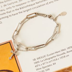 Pulsera thick and thin - faith