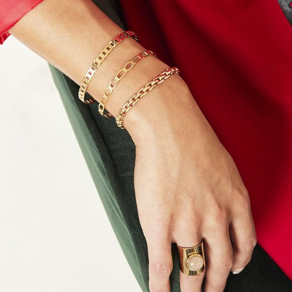 Pulsera linked