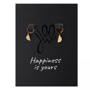 Earrings Postcard Limited Edition