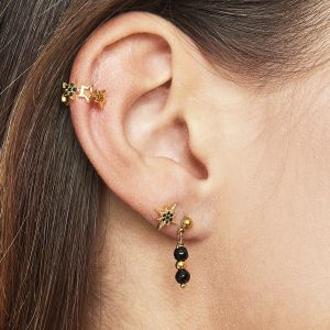 Pendientes north star mini