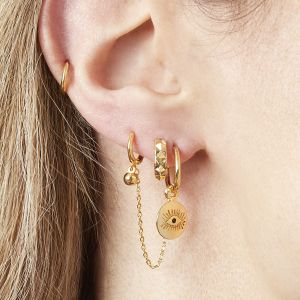 Boucles d'oreilles Diamond Eye