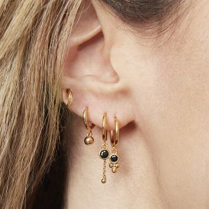 Boucles d'oreilles four in a row