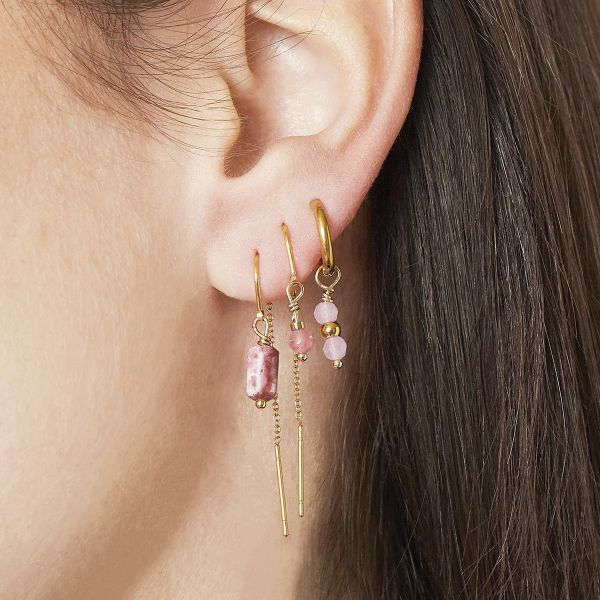 Earrings swallowtail