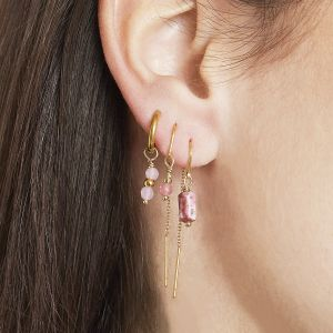 Pendientes red admiral
