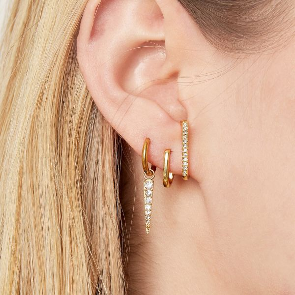 Earrings pointer
