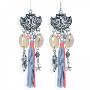 Ohrringe Summer Tassel