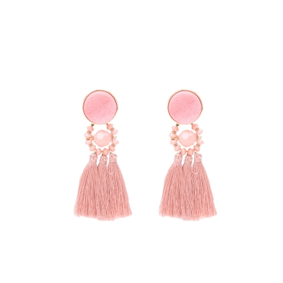 Earrings Party Tassel