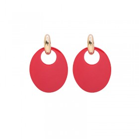 Earrings Color Rounds
