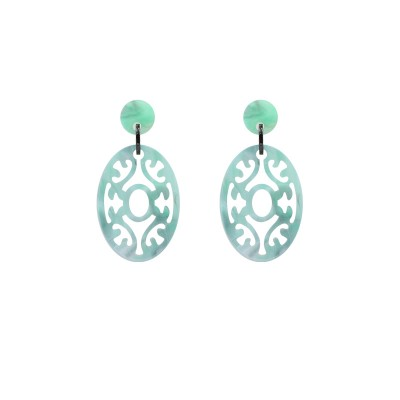 Earrings Great Baroque