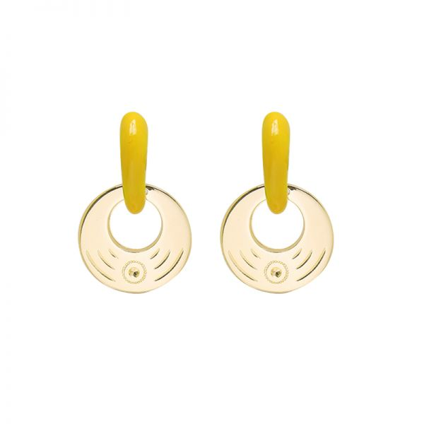 Earrings Mystic Circle