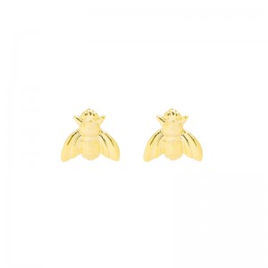 Earrings Bumblebee