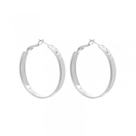 Earrings Bold Hoops