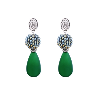 Earrings Pearldrop Luxury