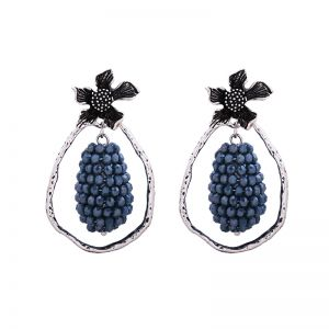 Earrings Glam Grapes