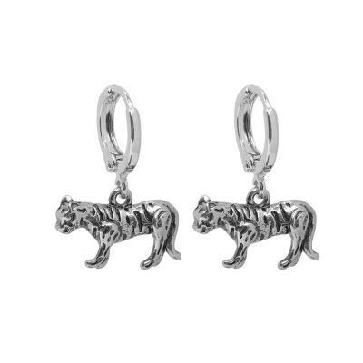 Earrings Wild Tiger