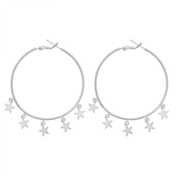 Earrings Falling Stars