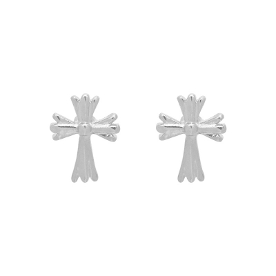 Earrings Chic Cross