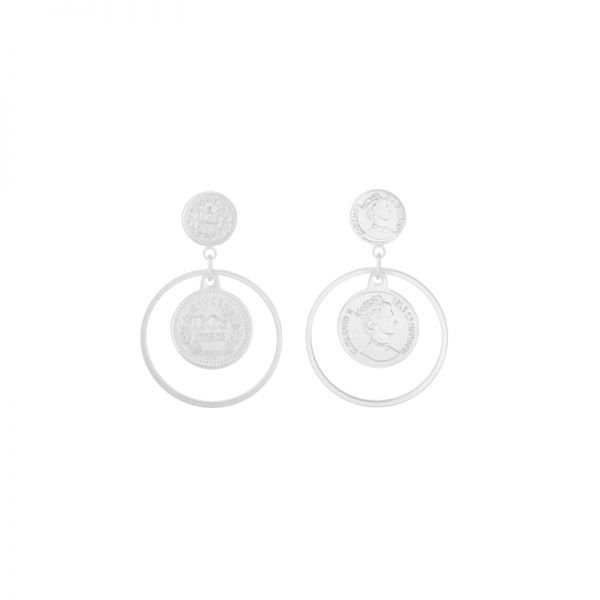 Earrings La Reina