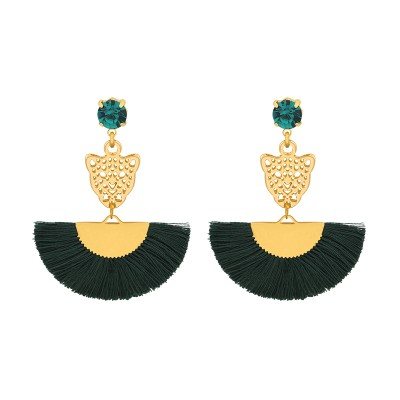 Earrings Cleo-Panther