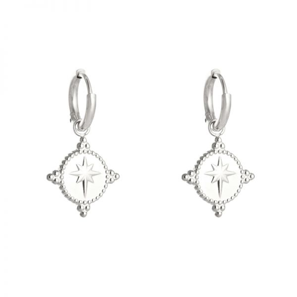 Earrings Guiding Star
