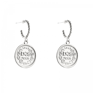Earrings Elizabeth Coin