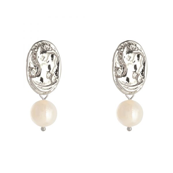 Earrings Fancy Pearl
