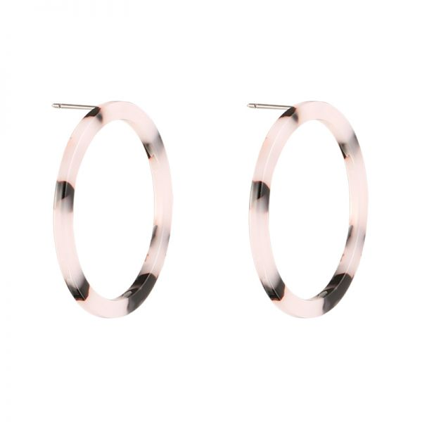 Earrings Melee Hoops 2.0