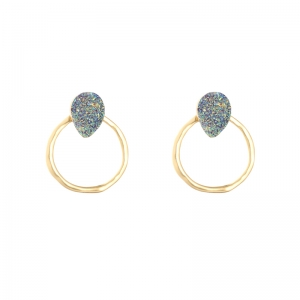 Oorbellen Mermaid Hoops