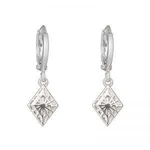 Earrings Lovely Diamond