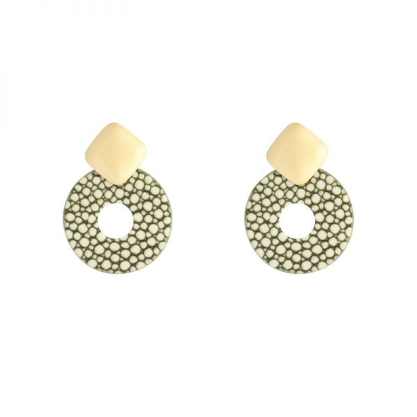Earrings Argentine