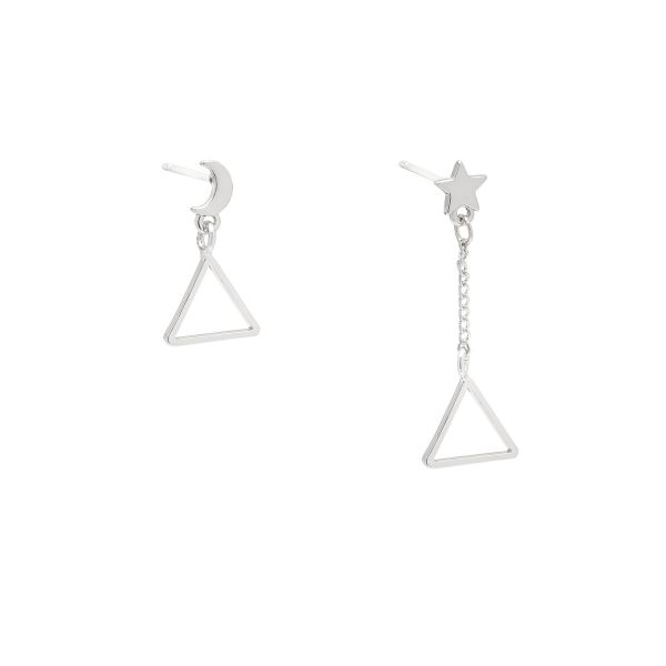 Aretes triangular space
