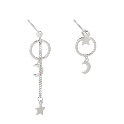 Earrings Planetarium