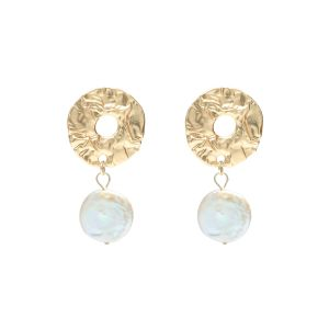 Earrings Elegant Pearl