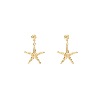 Earrings Starfish