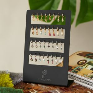 Earrings Display Set Lovely Summer