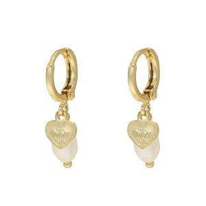 Earrings sweet love