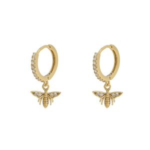 Earrings Wealthy Wasp