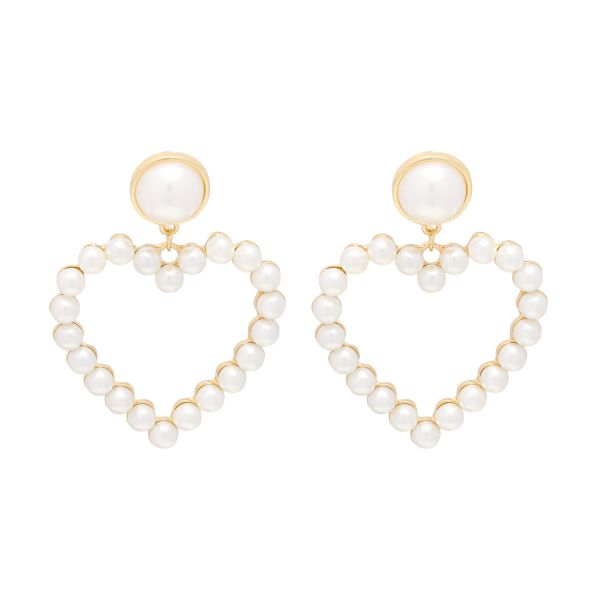 Aretes baroque heart