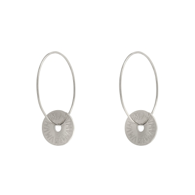 Earrings Little Coin