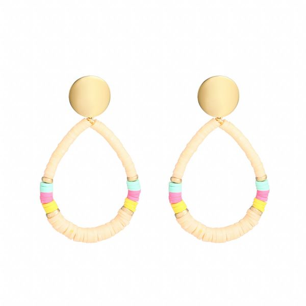 Boucles d'oreilles Let it Shine