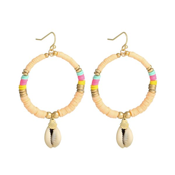 Boucles d'oreilles Power to the Sun