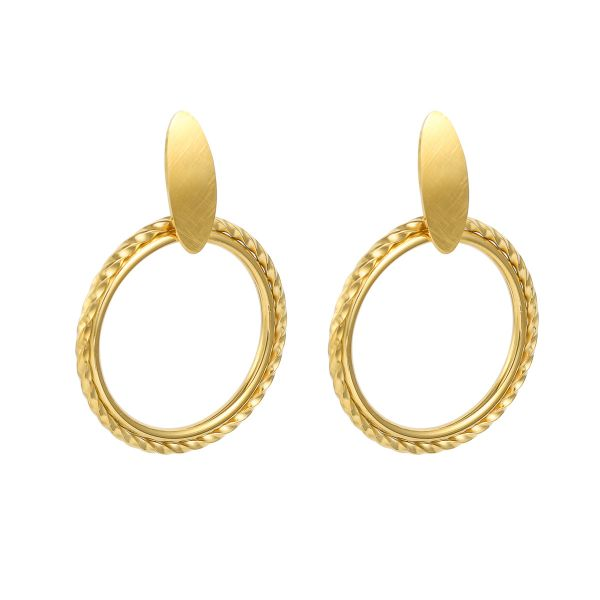 Earrings Roman Laurel