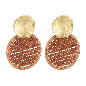 Earrings in style