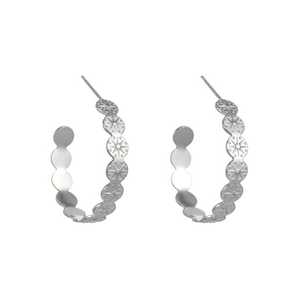 Earrings genevieve large
