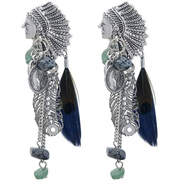 Earrings boho