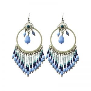 Earrings Chi