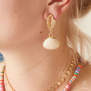 Earrings summer glam