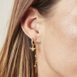 Aretes Dangle -  Circles