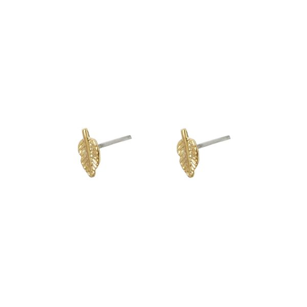 Boucles d'Oreilles Little Leaf
