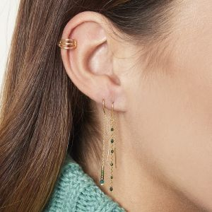 Boucles d'Oreilles Wired
